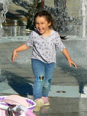 *** Новоуральск парк.фонтан