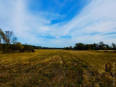 После покоса Лето поле небо