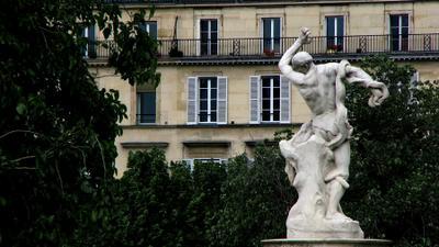 les tuileries paris