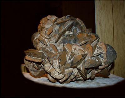 Каменный цветок камни геология
