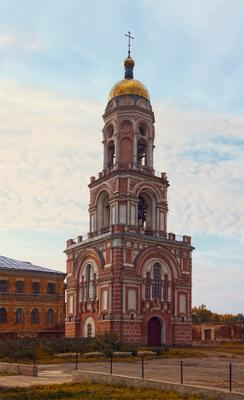 Церковь Ефрема Сирина и Неонилы храм вера монастырь