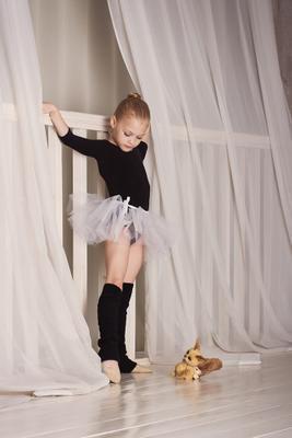 Ballet девочка балерина детский портрет