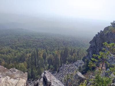 Хребет Караташ пик Уфа 2021