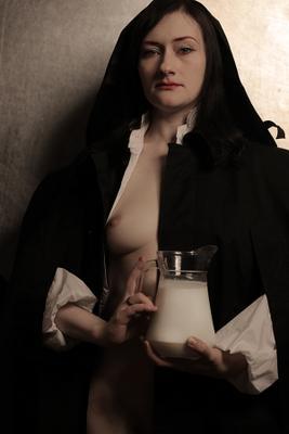 Молоко любимой женщины