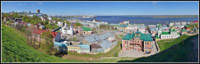 Нижний Новгород Нижний Новгород