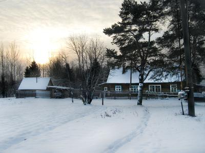 Зима в Гриблянке зима гриблянка