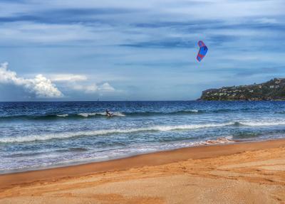 *** Kitesurfing Кайтсёрфинг