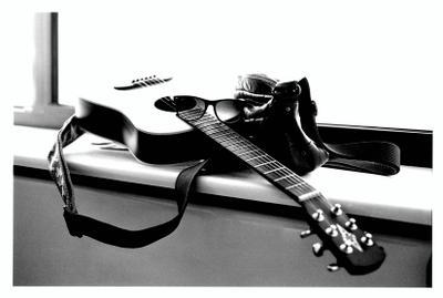 черно-белая музыка