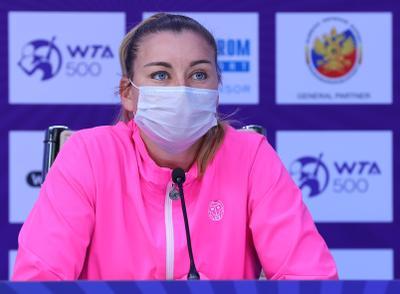 Эти глаза напротив... tennis big WTA Petersburg player racket russia ball Alextennis Zvonareva