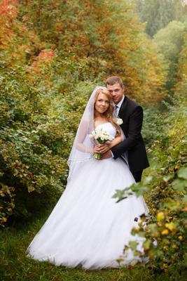 *** осень свадьба киров