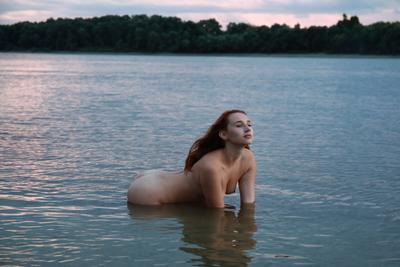 *** фотомодель девушка модель фотосессия молодость красота натура nude artnu nu лето