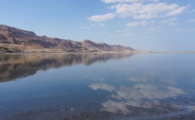Мертвое море.Израиль.