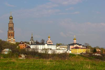 Свято-Иоанно-Богословский монастырь в Пощупово Монастырь Пощупово Церковь