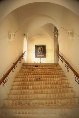 Пафнутьево-Боровский Пафнутьево-Боровский мужской монастырь икона калужская