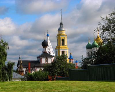 Любимый город коломна, кремль