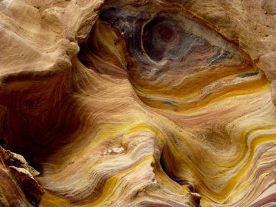 Цветной каньон. Шарм Эль Шейх.