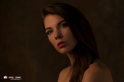 Портрет Генов Павел модели фотограф в Москве студия