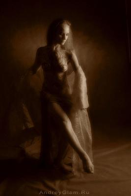 Фотография девушки или Танец