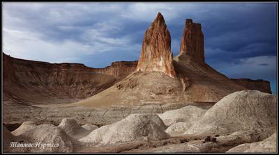 Казахстан плато. Устюрт.*** плато