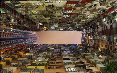 Дворы Гонконга-I