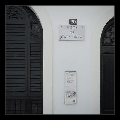 Placa de Catalunya, vivienda 20 Испания Бланес  Placa de Catalunya