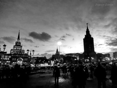 Вечер Большого города