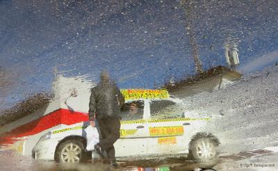 Мартовское такси