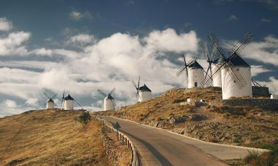 Ruta de Don Quijote Consuegra España