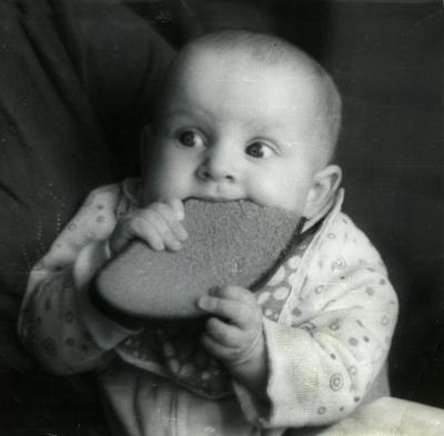 Хлеб Дети