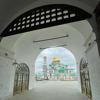 Новый Иерусалим новый Иерусалим монастырь храм