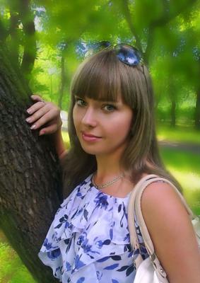 Женечка фото портрет девушка лето сергей сиденко