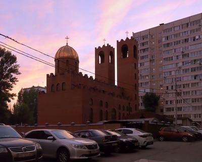 Святая Апостольская Соборная (Кафолическая) Церковь Востока  Храм Мат-Марьям в Москве