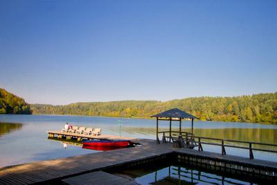 Здесь  было  лето озёра