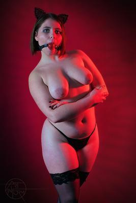 Kattirina Nude Fetish BDSM Bondage Girl Pain Art