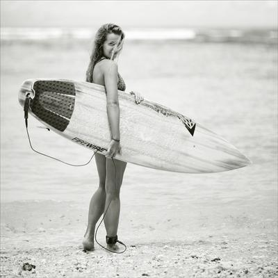 * * * surf серф girl