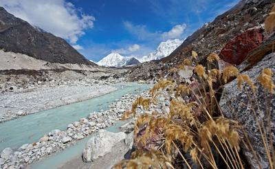 Немжунг, 7140м Немжунг, Гималаи, Непал