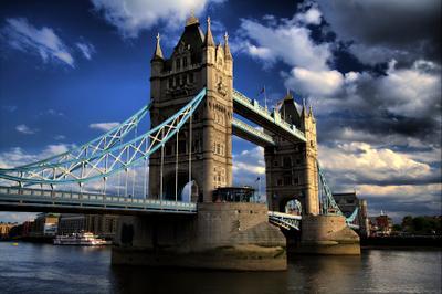 Тауэрский мост Лондон, Тауэр, Великобритания
