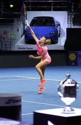 *** tennis big wta Petersburg player racket russia ball Alextennis Belokamennaya SpbOpenLT