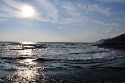 Солнце, море и ... природа, море, прибой
