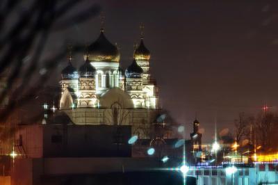 Храм Покрова Пресвятой Богородицы Храм Покрова Пресвятой Богородицы, Владивосток