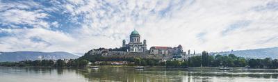 У излучины Дуная Венгрия Дунай река