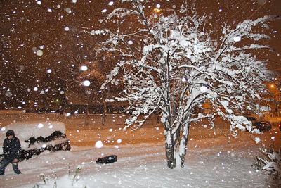 13 декабря циклон снег метель сахалин декабрь зима
