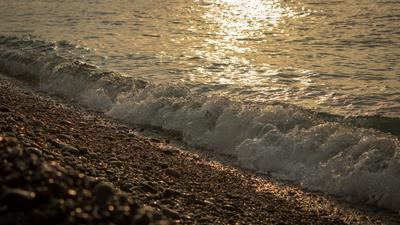 Шум Солнце море волны