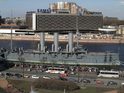 Крейсер Аврора санкт-петербург, крейсер, аврора, набережная, река, нева