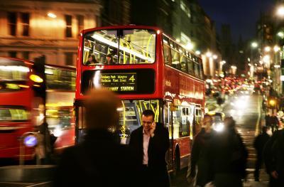 Лондон Лондон даблдэккер