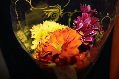 Букет цветов. Цветы хризантемы букет