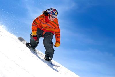 Адреналин сноуборд, солнце, снег, спорт, сноупарк, сноубордист