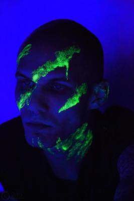 neon неон портрет