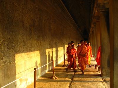 *** Камбоджа Ангкор-Ват буддизм