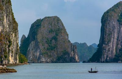рыбак и море... asia travel vietnam